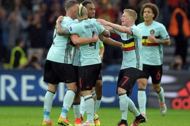 Букмекеры считают сборную Бельгии фаворитом контрольной встречи с Россией