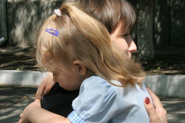 Пропавшую вНижнем Новгороде 4-летнюю девочку отыскали бойцы Росгвардии