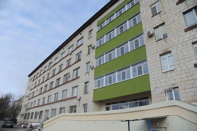 Нареконструкцию роддома клиники №7 вВолгограде истратят 125 млн руб.