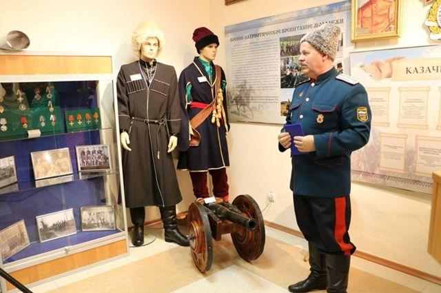 В Лабытнанги откроется выставка, посвященная культуре казаков.