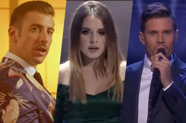 Загорелые красавцы и самородки. Фавориты «Евровидения-2017»