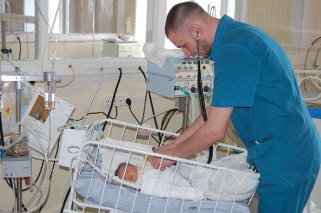 В НСО в 2016 году рождаемость над смертностью превышалась на 2 тысячи человек.