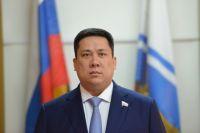 Владимир Полетаев, сенатор от Республики Алтай.