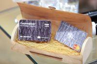 В Украине выпустили первую платежную екокартку из сахарного тростника