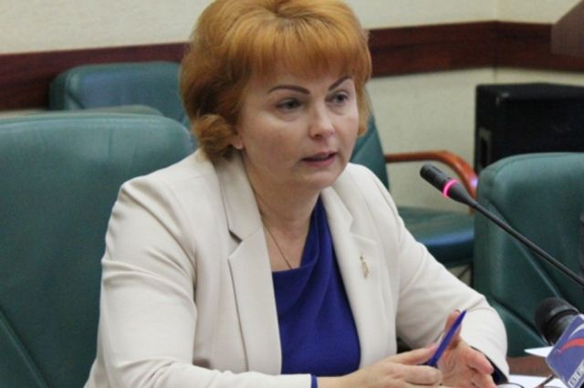 Уволена глава калининградского минздрава Людмила Сиглаева.