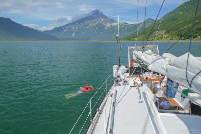 Фото участника экспедиции «Байкал-Аляска».