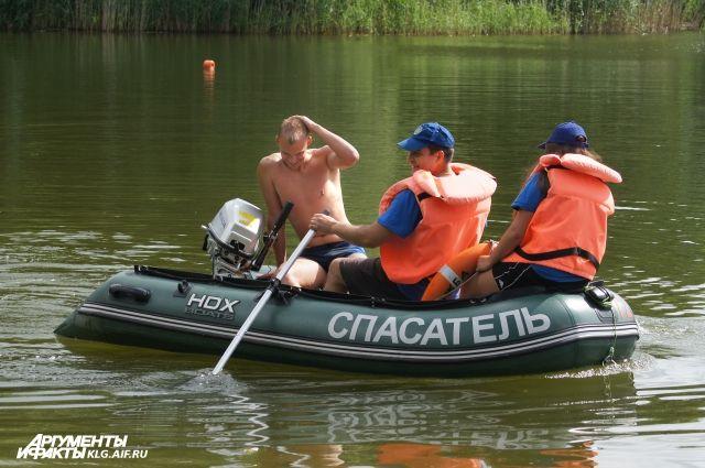 Лишь на трех водоемах Калининграда разрешат купаться в 2017 году.