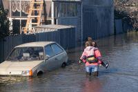 Вторая волна паводков ожидается с 20 апреля по 10 июня.