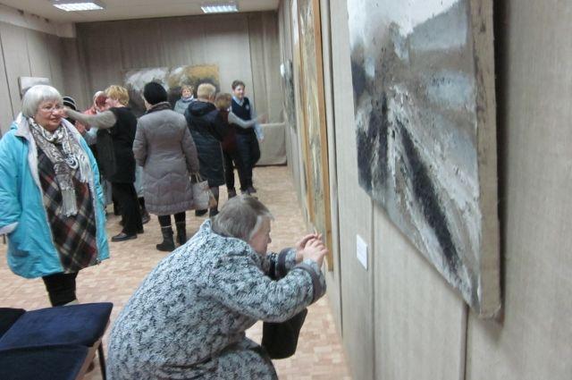 Художник считает, что картина должна будоражить сознание у зрителя любого возраста