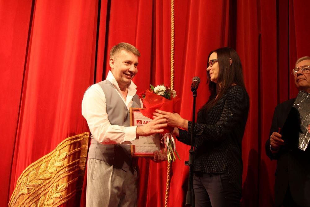 Эдуард Тимошенко получил заслуженное признание.