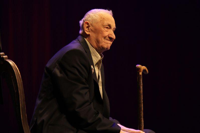 Алексей Самохвалов отметил 95-летие.