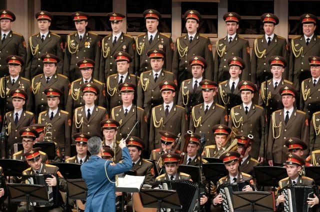 Ансамбль Александрова даст первые после авиакатастрофы иностранные концерты