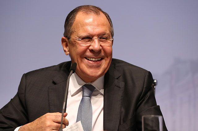 Глава МИД РФ Сергей Лавров. Досье