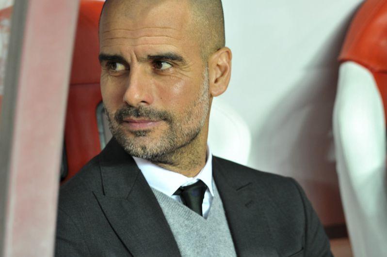 Пятое место у главного тренера «Манчестер Сити» Хосепа Гвардиолы — 14,5 млн евро.