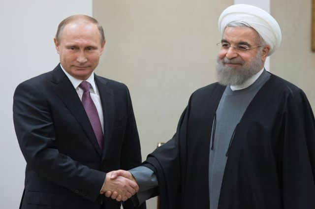 Вся надежда насоседей: Владимир Путин объявил, что уверен внадежности Ирана