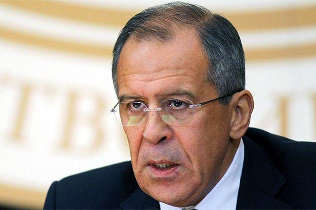 Сергей Лавров: ЕС «заморозил» визовый диалог после воссоединения Крыма с РФ