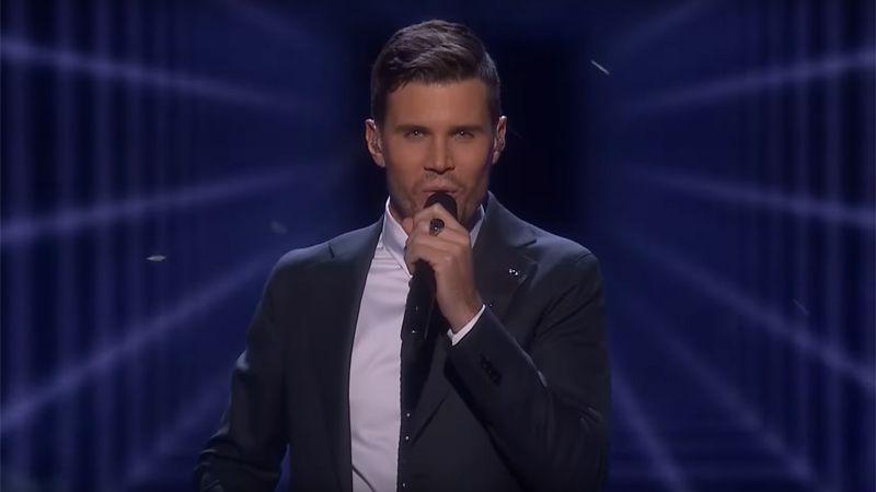 Защищать честь Швеции предстоит 26-летнему Робину Бенгтссону. Он исполнит романтичную композицию «I Can't Go On» («Я не могу так дальше»).