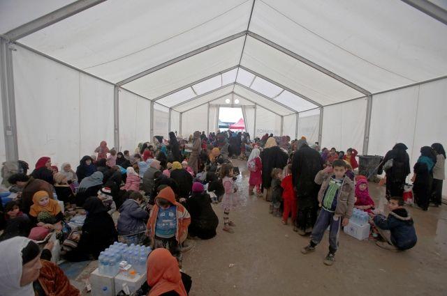 Канцлер Австрии попросил Евросоюз остановить поток беженцев в страну