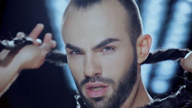 Славко Калезич представит Черногорию на Евровидении 2017 с песней «Space» («Космос»).