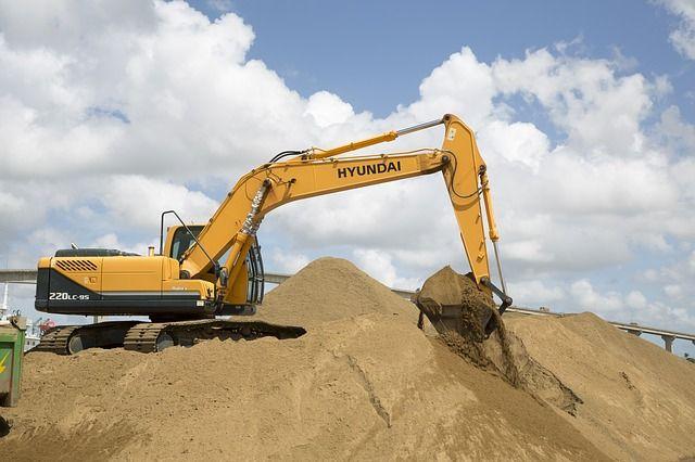 НаГорьковском море ведется незаконная добыча песка
