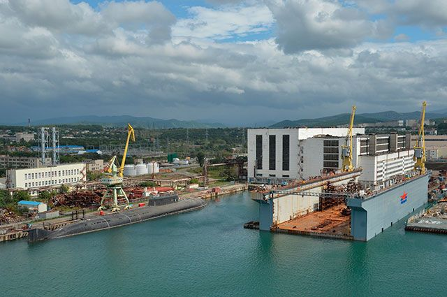 «Звезда» первой величины. Как нефтяники развивают судостроительный комплекс