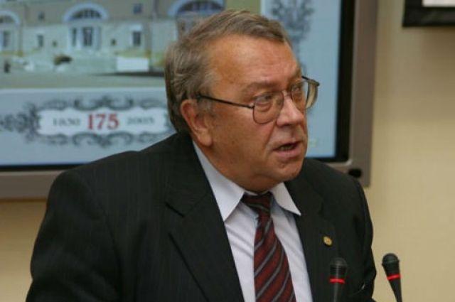Экс-президент РАН Фортов станет советником академии