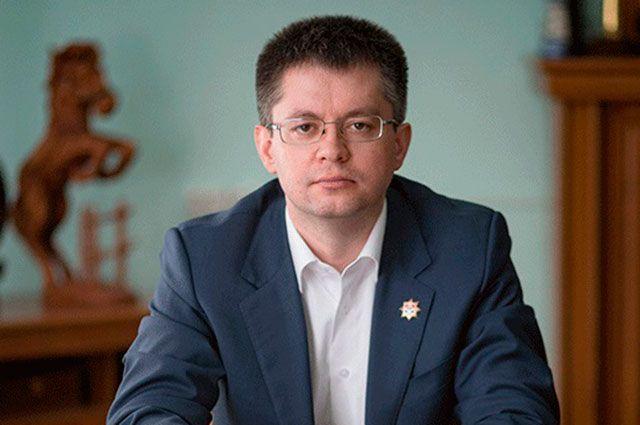 Дмитрий Исламов. Фото предоставлено пресс-службой.