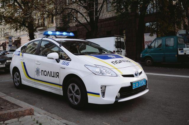 На Украине полицейские задержали трех россиян