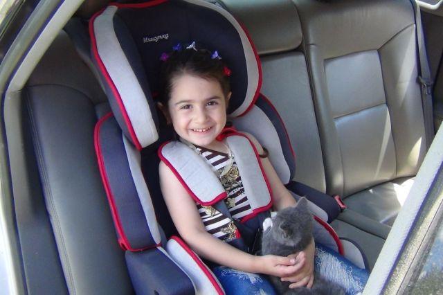 Верховный суд России разрешил перевозку детей без автокресла
