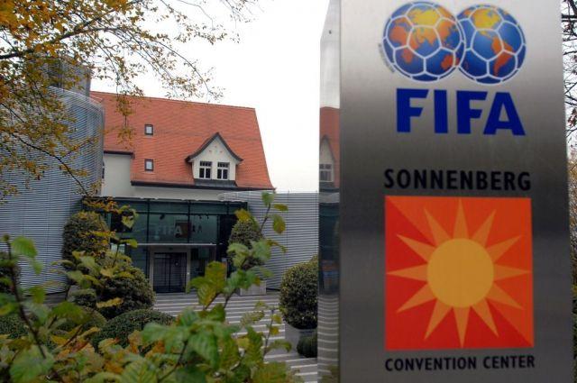 ФИФА не нашла причин отбирать у России ЧМ-2018
