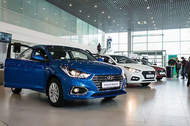 В столице Сибири состоялась презентация новой модели Hyundai