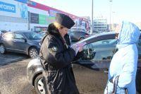 Почти 50 млн рублей штрафов и алиментов заплатили в 2016 году автомобилисты, остановленные судебными приставами на дорогах края.