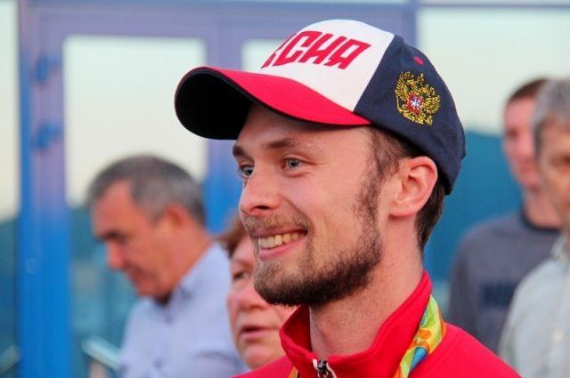 Сергей Каменский всеми единодушно признан лучшим спортсменом года.
