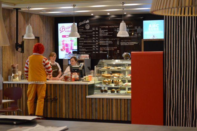 При реконструкции здания второго ресторана McDonald's в Кемерове были выявлены нарушения.