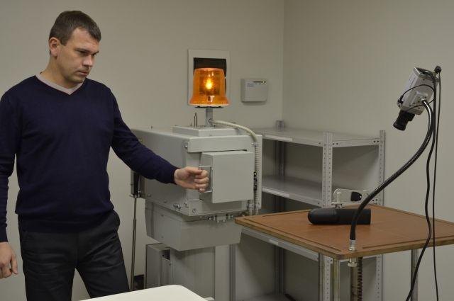 Радиацию распознает специальное оборудование.