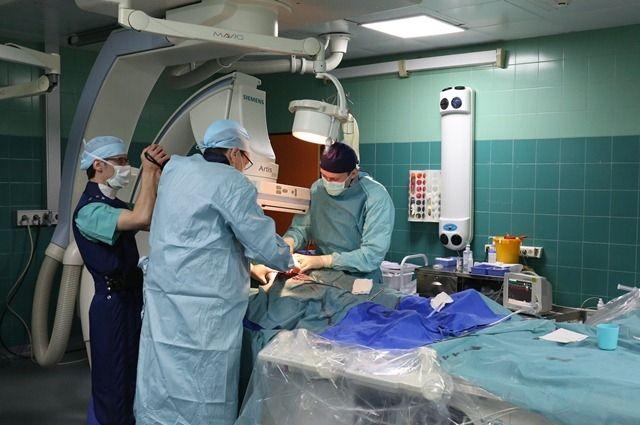 В ходе операций криобаллон воздействует на участки сердечной мышцы, которые являются источниками аритмии.