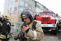В Оренбуржье на пожарах за сутки пострадали 2 человека