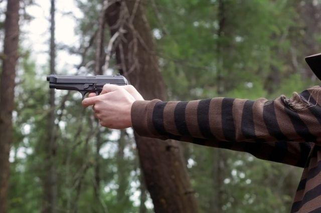 Два тюменца угрожали пистолетом подросткам, пытаясь выманить у них сотовые