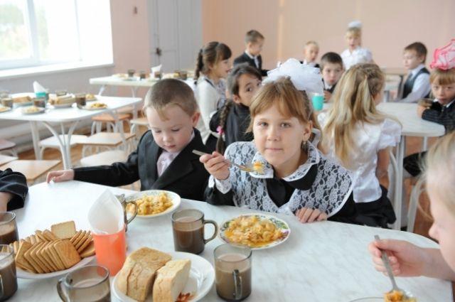 Диетическое питание в школе