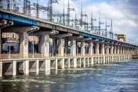 В апреле Волжская ГЭС начнёт повышенный сброс паводковой воды.