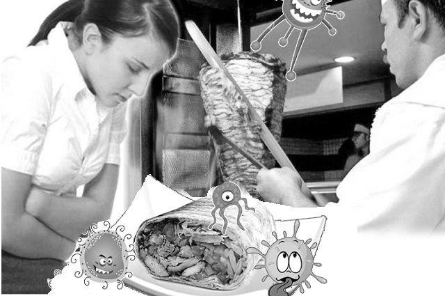 Опасная еда. Тюменцы продолжают травиться шаурмой