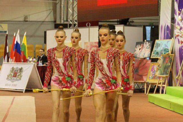 Гимнастка отличилась на  международном турнире по художественной гимнастике «Aphrodite Cup -2017».