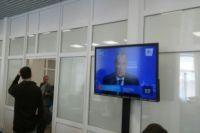 Трансляция из пресс-центра