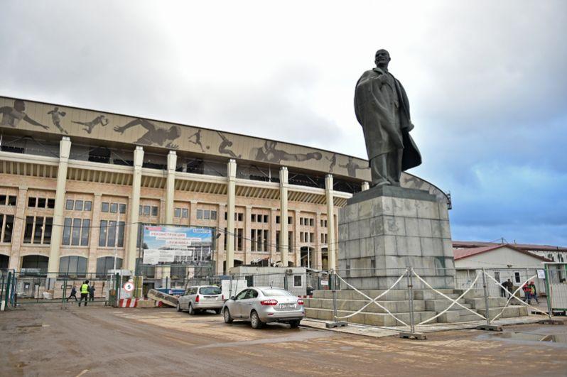 В ходе работ было важно сохранить исторический фасад стадиона, который является одним из символов московской архитектуры и российского спорта.