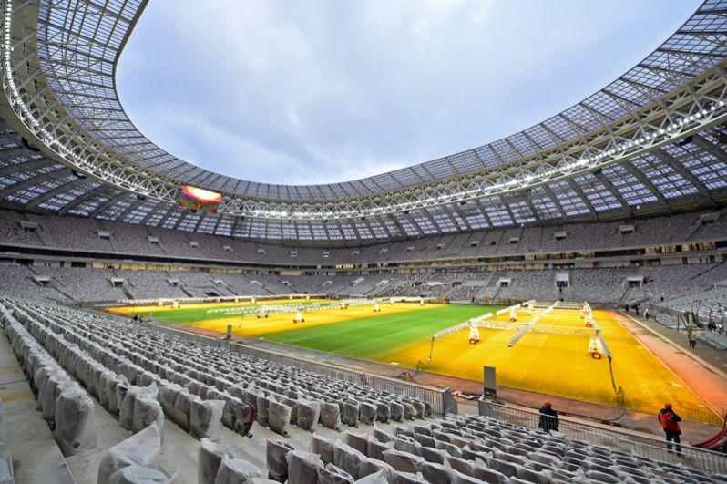 В результате реконструкции вместимость стадиона была увеличена до 81 тысяч зрителей.