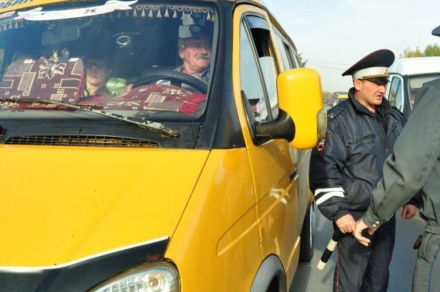 Омские перевозчики жёлтые «Газели» объявили такси.