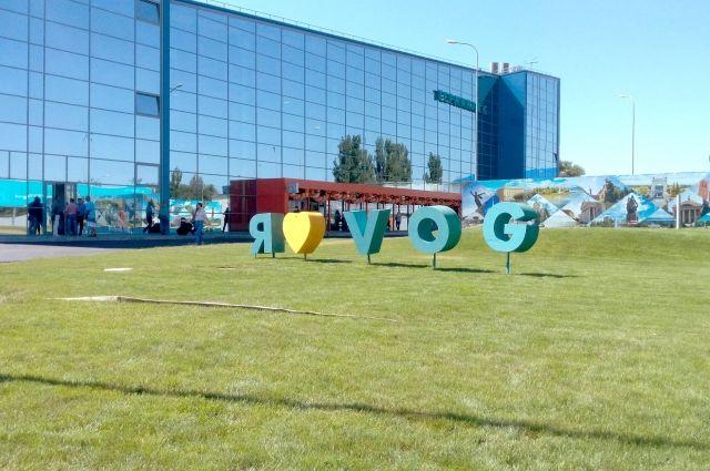 Самолеты начали летать изВолгограда вСанкт-Петербург