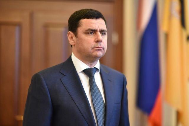 Дмитрий Миронов вошел впятерку «Народного рейтинга губернаторов»