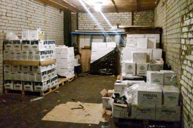 500 литров контрафактного алкоголя изъяли вНижнем Новгороде