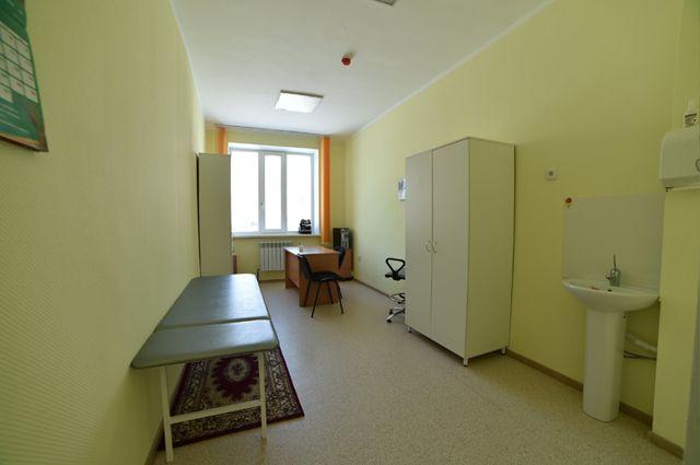 В Новом Уренгое открывается новое медицинское учреждение для детей.